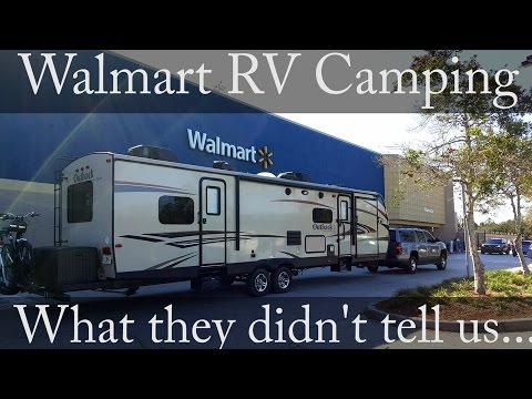 Best Free Walmart RV Camping ~ how to Boondock tips - Full Time RV Family VLOG