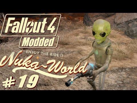 Fallout 4 Nuka World modded #19 Nuka Galaxy