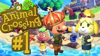 Animal Crossing New Leaf - Ma Petite Ville (Partie 1/2)