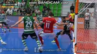 Futsal, 3º jogo da Final: Sporting CP 6-9 SL Benfica