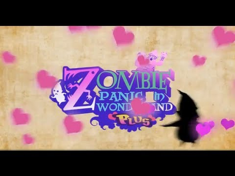 Zombie Panic in Wonderland Plus Android Teaser