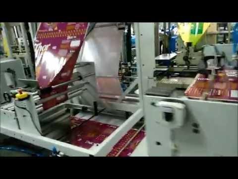 POUCH MACHINE - PET FOOD MACHINE