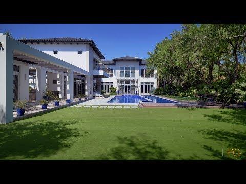 Flawless Contemporary Residence On Davis Road Miami, FL-- LPG