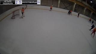 Шорт хоккей. Ночной турнир. Лига Про. 10 декабря 2018 г. Часть 2