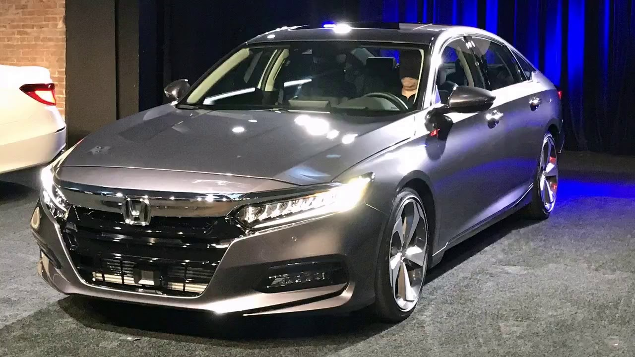 2018 Honda Accord Headlights Review Way Better And Even Fixed Display