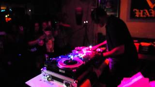 DJ Scratch Rock The Bells Routine