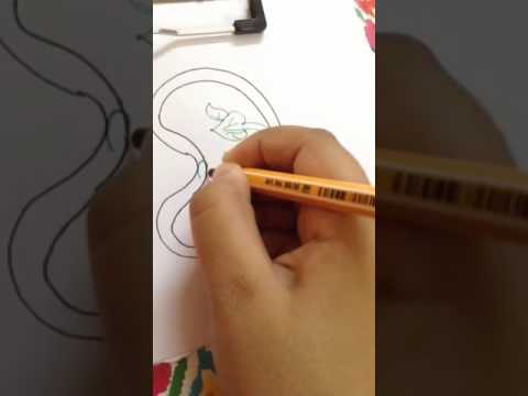 How To Draw A Labeled Diagram Of A Seed Youtube