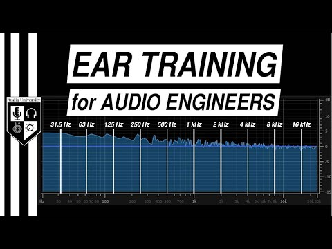 IMPROVE YOUR MIXES - Ear Training for Audio Engineers