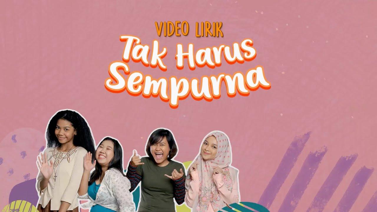 Geng Kosan - Tak Harus Sempurna (OST IMPERFECT The Series - Video Lirik)
