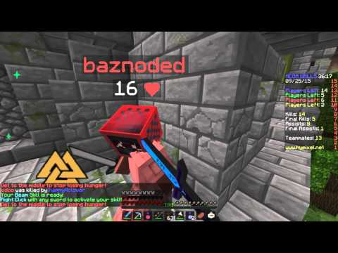 So low on health - Hypixel: Mega Walls #108 // Arcanist on Aztec // Minecraft