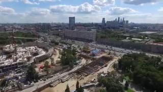 stadion,metro,Dinamo,qurilish,mehmonxona,turar-joy majmuasi