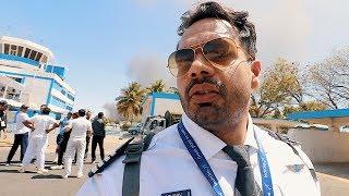 Aero India 2019 - Big Accident