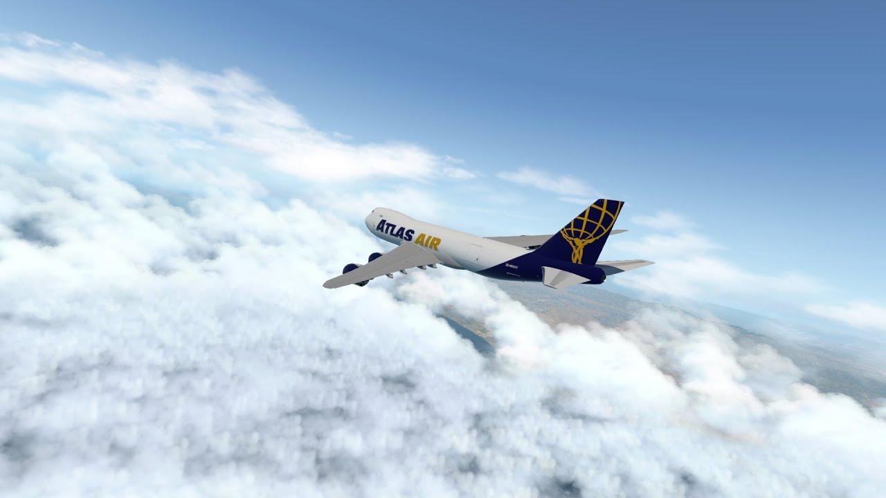 X-Plane 11 | SSG Boeing 747-8 | Full Pre-Flight Checklist from Cold & Dark