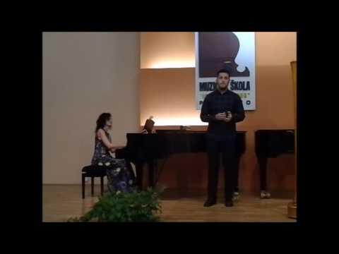 """Muzička škola """"Jovan Bandur"""" - Igor Kurtz"""