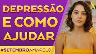 COMO AJUDAR ALGUÉM COM DEPRESSÃO [gatilho] | Dora Figueiredo