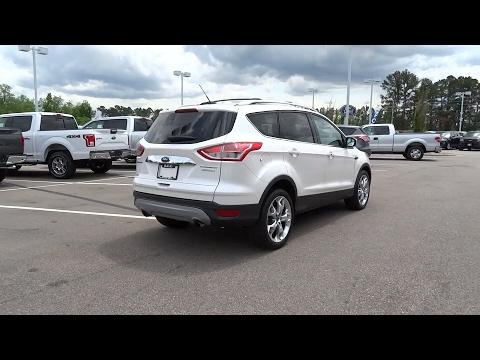 2014 Ford Escape Wilson, Rocky Mount, Goldsboro, Tarboro, Greenville, NC L72127A