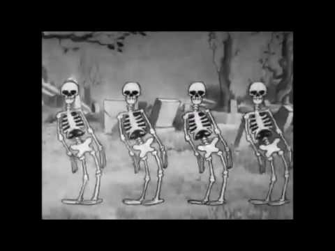 Andrew Gold - Spooky Scary Skeletons Music Video