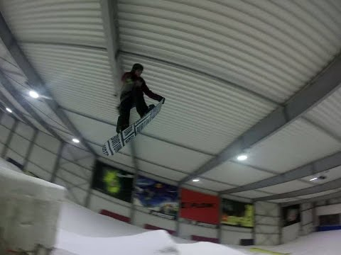 snowboard freestyle @snowvalley peer