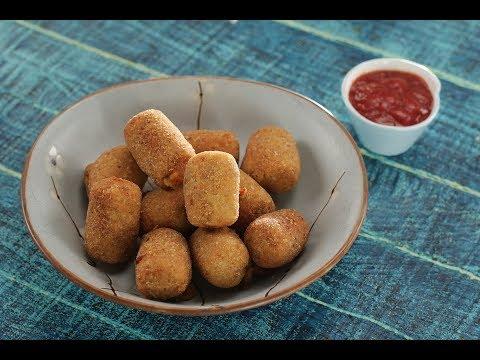 Potato Bites | Sanjeev Kapoor Khazana