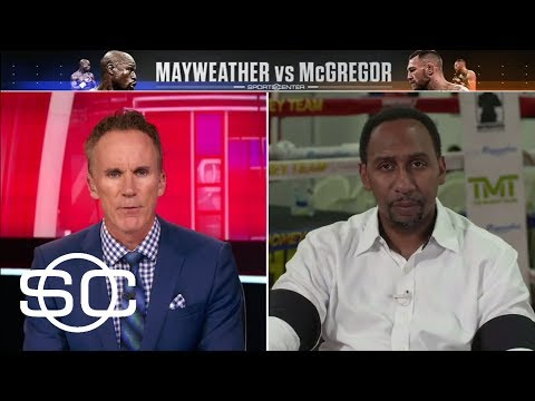Stephen A. Smith Says Floyd Mayweather Looks