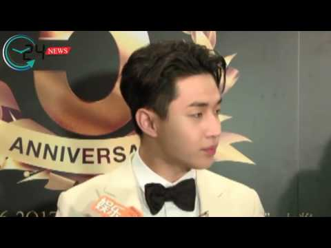 170703 Henry Lau @Thailand Heandline Person Of The Year Awards 2016 - 2017
