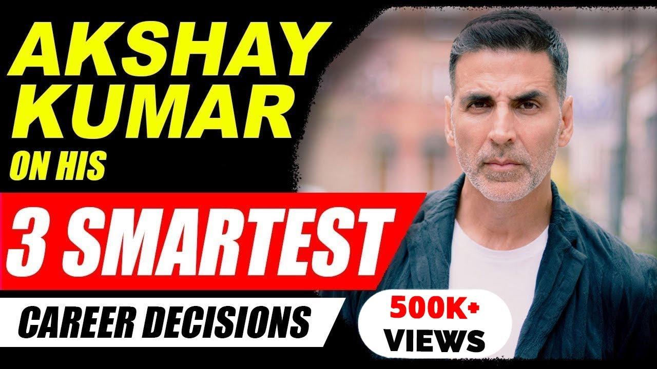 The Alpha Mentality Akshay Kumars 3 Insane Career Strategies Alpha Motivational Video
