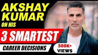 The Alpha Mentality - Akshay Kumar's 3 INSANE Career Strategies | Alpha Motivational Video