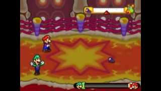 Let's Play Mario and Luigi: Bowser's Inside Story Part Extra 2: The Ultimate Enemy