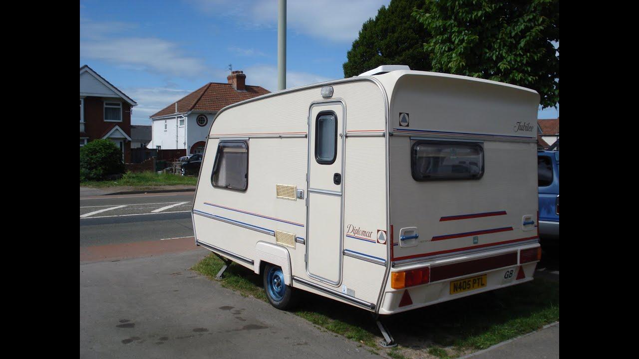 Abi Jubilee Mk 3 Caravan For Sale On Ebay Video 2 Youtube