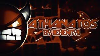 'Athanatos' 100% by IIExenityII (Extreme Demon) [On Stream] | Geometry Dash 2.0 | Sunix