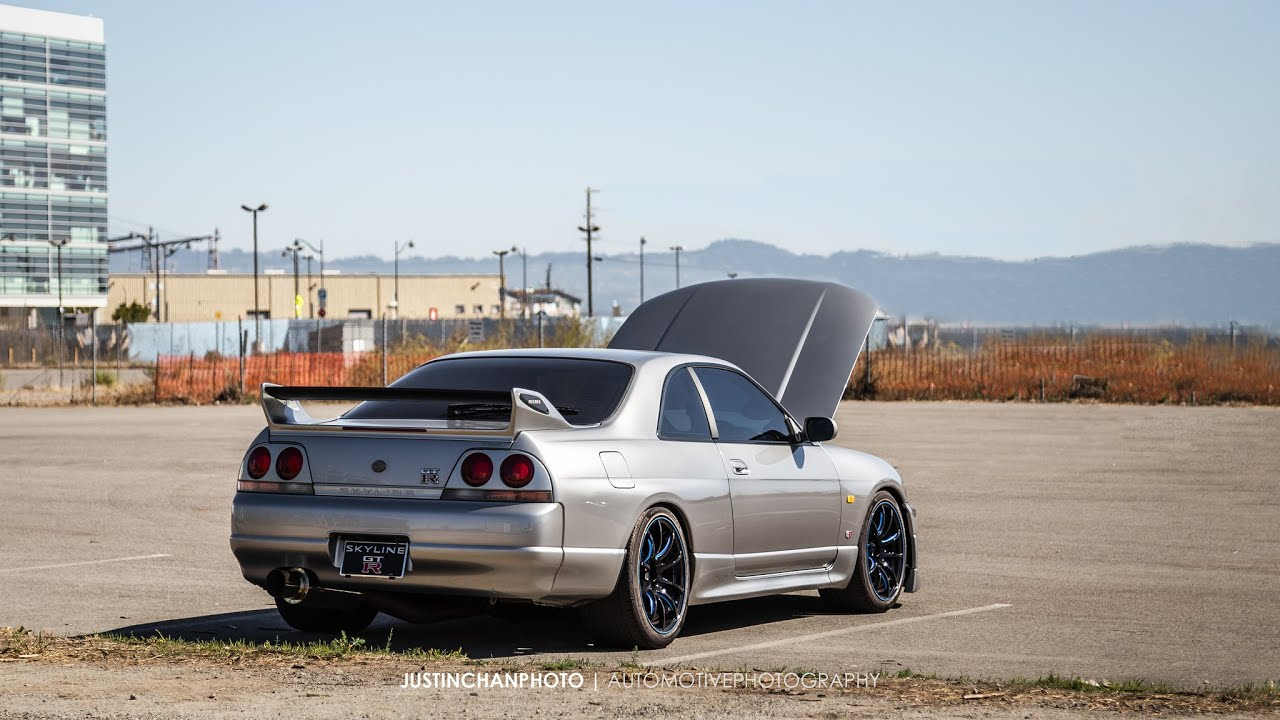 Nissan San Francisco >> Nissan Skyline R33 GTR Startup - YouTube