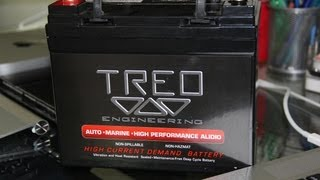 Treo Engineering Battery SSX35B - First Look