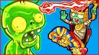 ЧЕЛЛЕНДЖИ в  Зомби против Растений Герои от Фаника Plants vs zombies Heroes 95