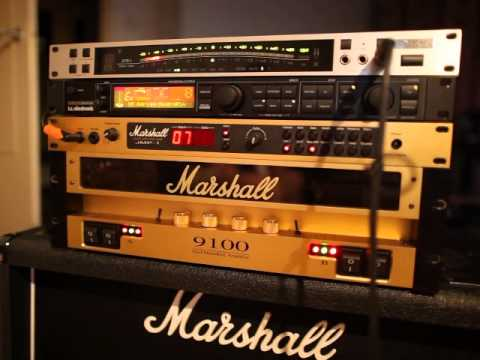 Marshall JMP-1 samples