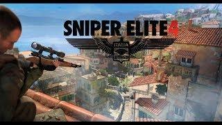 Sniper Elite 4: PvP против игроков с Coop-land