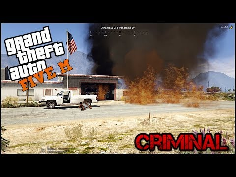 GTA 5 ROLEPLAY - SANDY SHORE ON FIRE - EP. 25 - Criminal