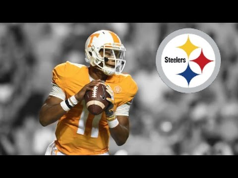 Josh Dobbs Official Highlights || Welcome to Pittsburgh