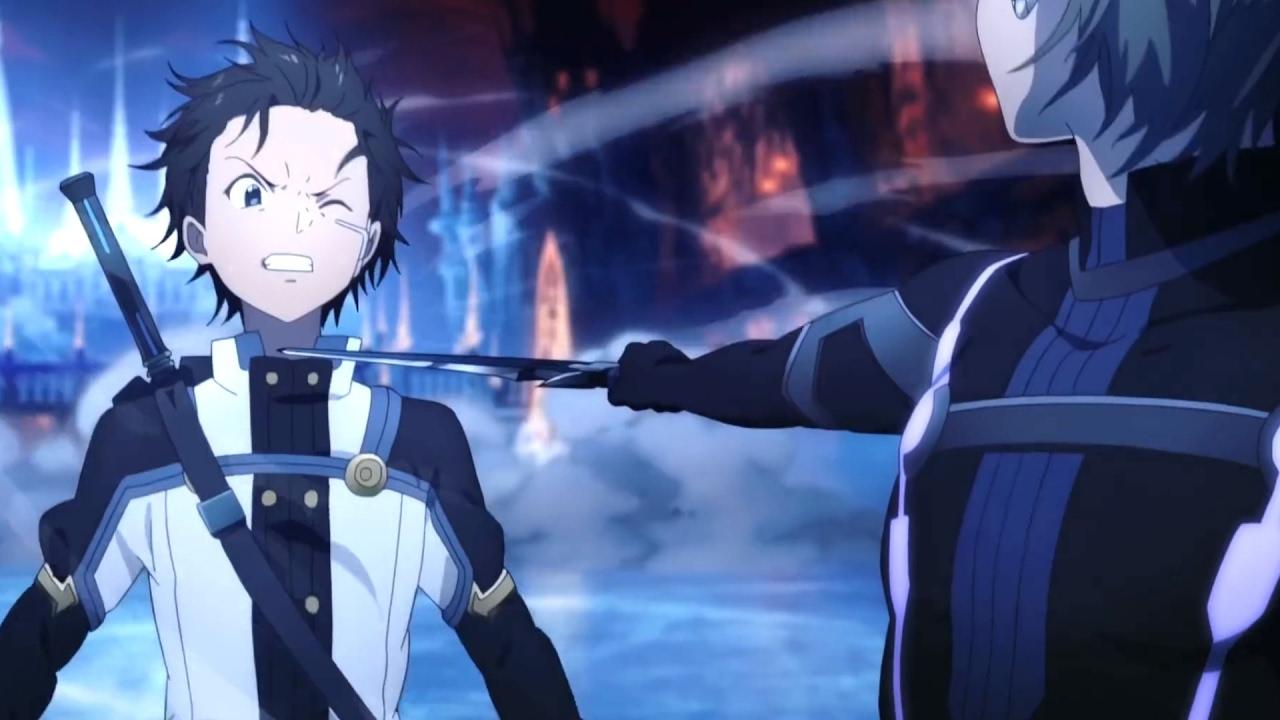 Sword Art Online Staffel 3 Stream