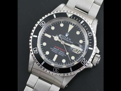 The Real Alternative to Rolex V: There is NO Alternative!