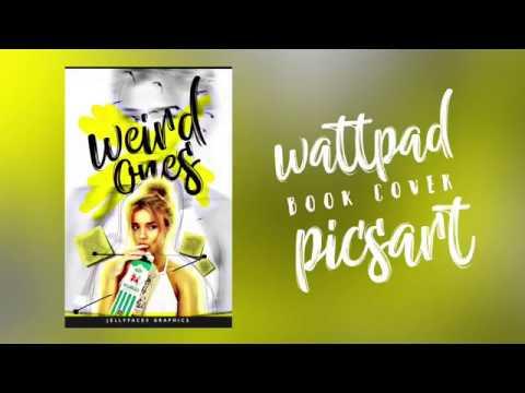 Wattpad Cover - Picsart