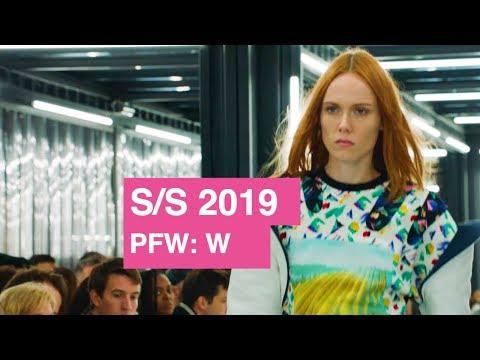 Louis Vuitton Spring/Summer 2019 Women's Highlights | Global Fashion News