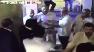 """نائب اردني ومرافقيه يعتدون على عامل """"مصري"""" بالضرب المبرح ،"""