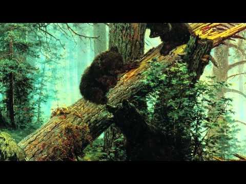 Утро в сосновом лесу, Шишкин - обзор картины