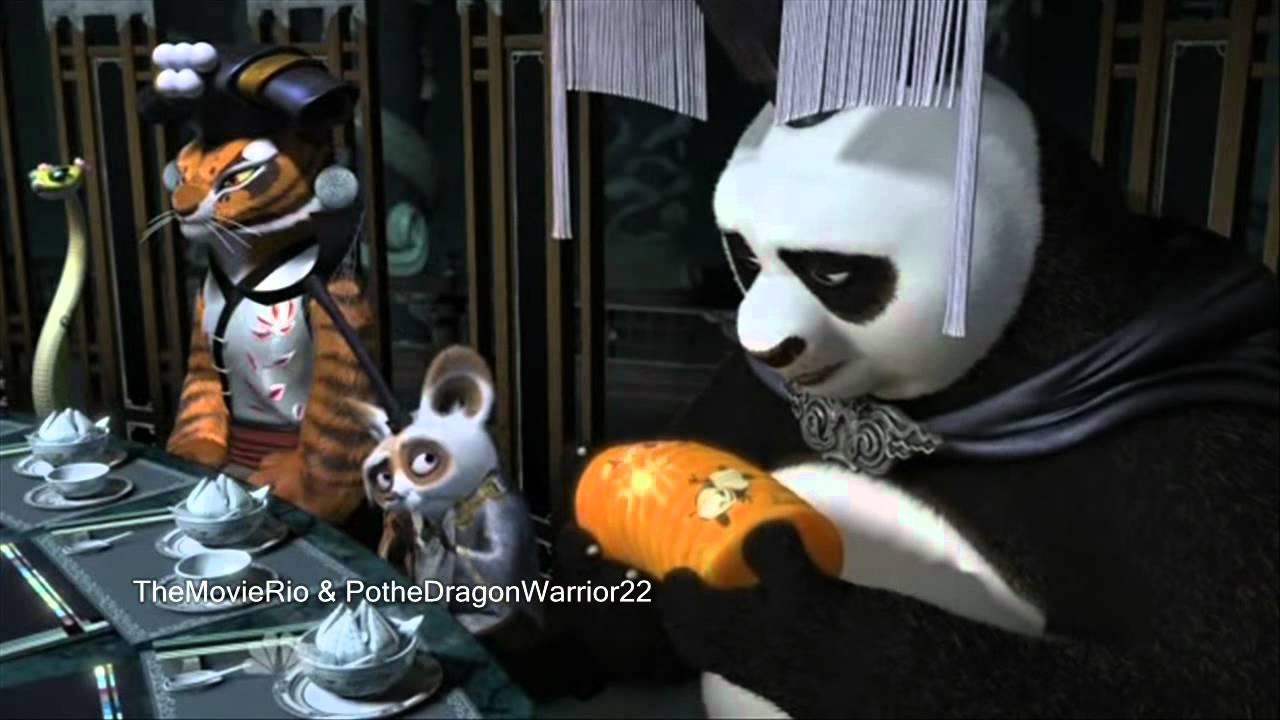 kung fu panda tigress and viper kiss