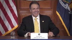 WATCH: New York Governor Cuomo holds press conference on coronavirus
