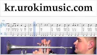트럼펫 배우기 TWICE - 「Candy Pop」 운지법 um-ih359