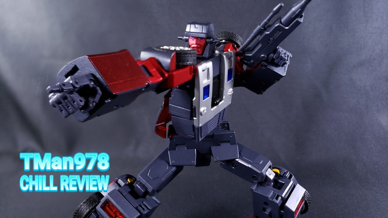 Fans Toys FT-31B Magnum 3rd Party Wildrider CHILL REVIEW