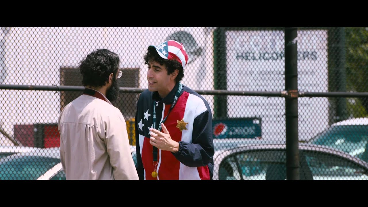 Download The Dictator Movie Official Extended Scene: Helicopter