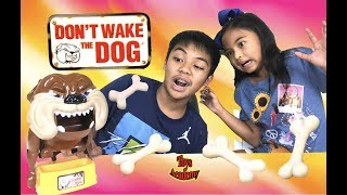 Beware Don't Wake the Dog Family Game Surprise Toy | Toys Academy