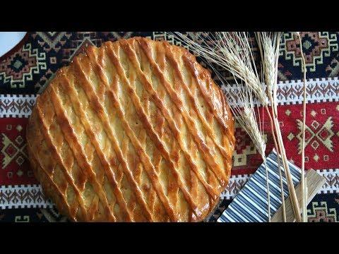 ՆաԽշուն Գաթա - Nakhshoon Gata Recipe - Heghineh Cooking Show In Armenian